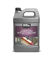 Jug of Behr Premium Paint Cleaner and Etcher