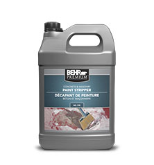 Jug of Behr Premium Paint Stripper