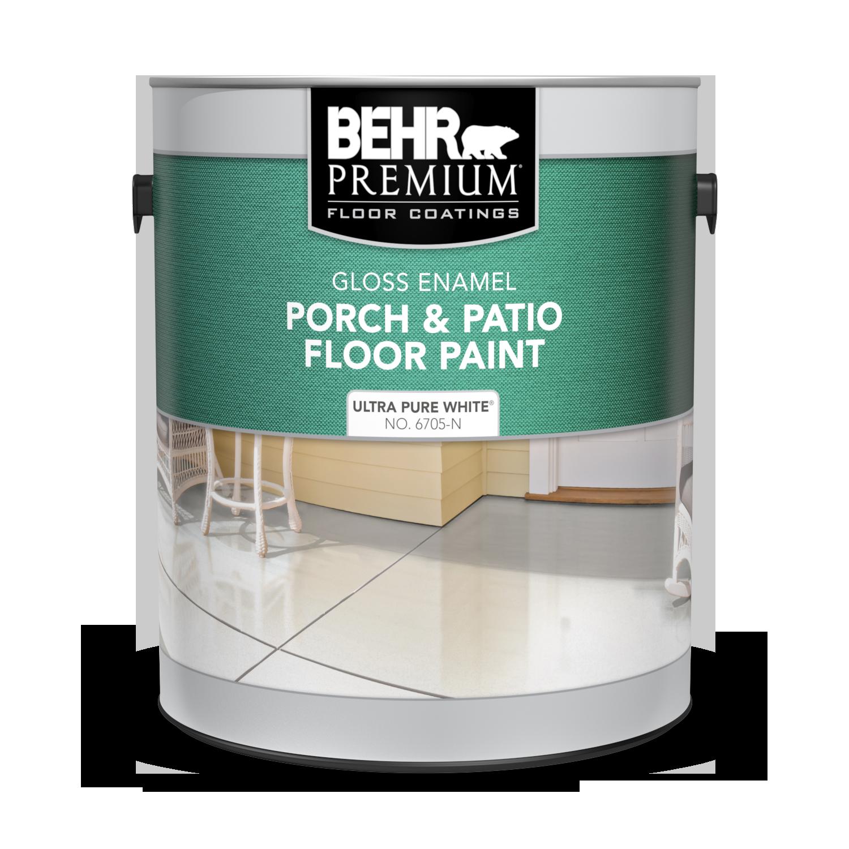 Porch Patio Floor Paint Gloss Enamel Behr Premium Behr Pro Canada