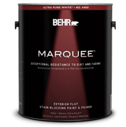Can of Marquee paint