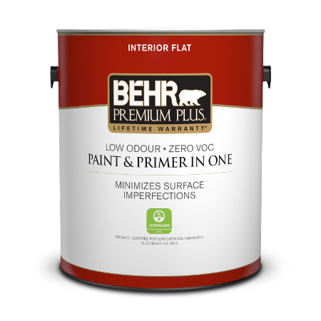 PREMIUM PLUS® Interior Flat Can Image