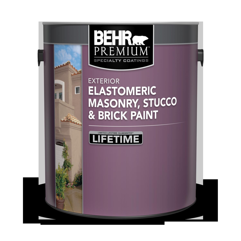 Peinture Pour Brique Extérieur peinture spécialisée élastomère pour maçonnerie, stuc et