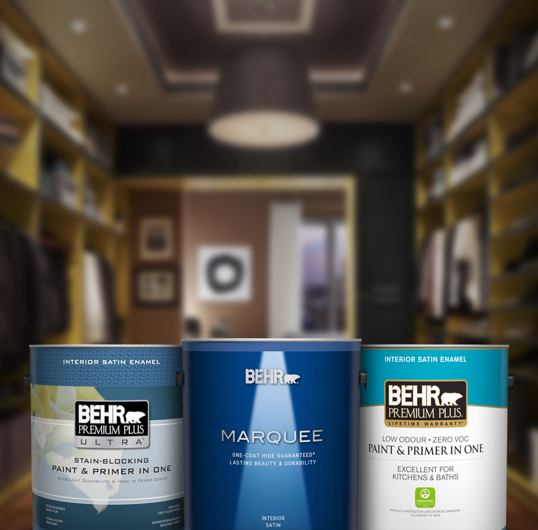 Interior Paint and Primer Products for Your Home | Behr