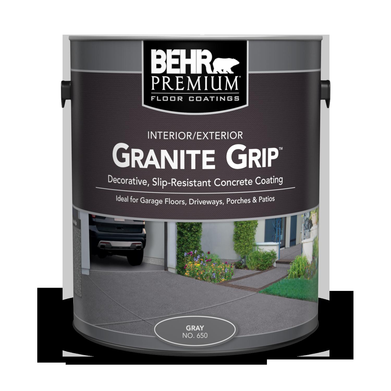 Can of granite grip